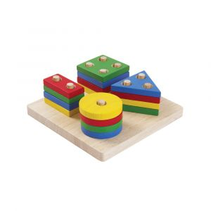 Geometric Sorting Board 2403