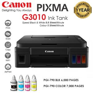 Canon Ink Tank G3010 Wi-Fi